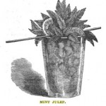 "History Dish Mondays: The ""Real"" Mint Julep"