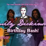 Events: Emily Dickinson's Birthday Bash!