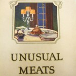 NYHS: Unusual Meats