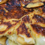 The History Dish:  Reuben's Apple Pancake