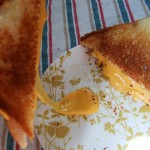 Kitchen Histories: The Velveeta Grilled Cheese