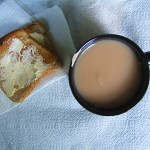 Living History: Tea and Two Slices